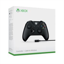 Microsoft Xbox Wireless Controller Black + cavo Pc