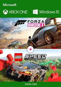 Forza Horizon 4 Lego Speed Champions 26.5€