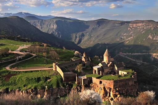Voli a/r da Roma o Bergamo per l'Armenia da 37,98€