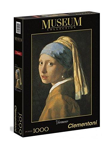 La Ragazza con l'Orecchino di Perla - Clementoni - Collezione Museum