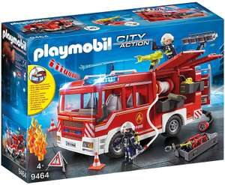 Playmobil Autopompa Vigili del Fuoco 33.7€
