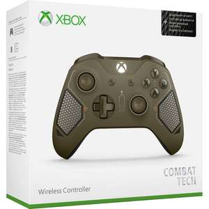Xbox - Controller Wireless Combat Tech - Limited Edition