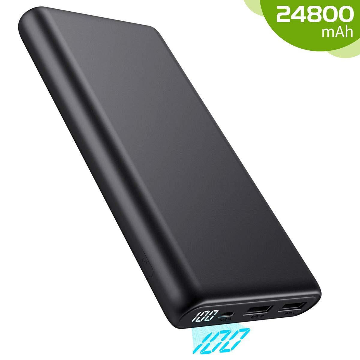 Powerbank 24800mAh 2 USB 11.9€