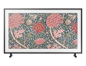 "Samsung TV QE43LS03RAUXZT The Frame 2019 Cornice TV, 4K 43"", Nero"